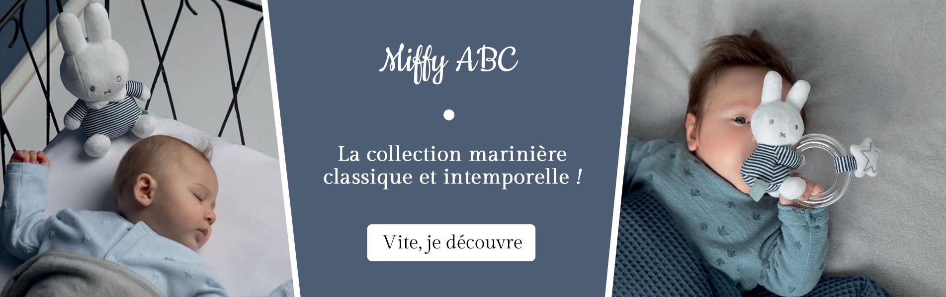 Miffy la célèbre lapine revient en marinière