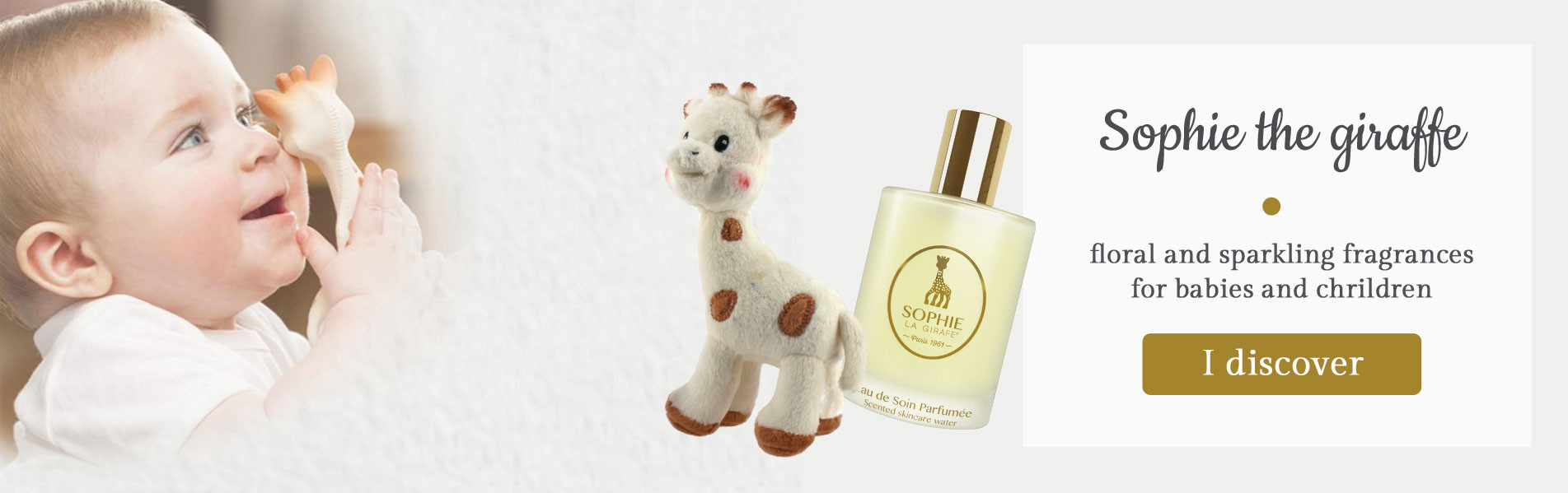 Parfums Sophie the girafe