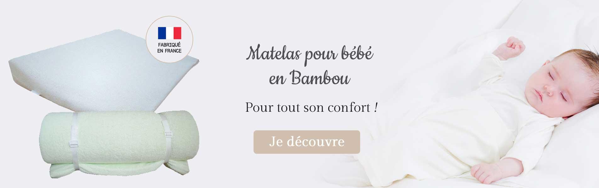 matelas pour bébé