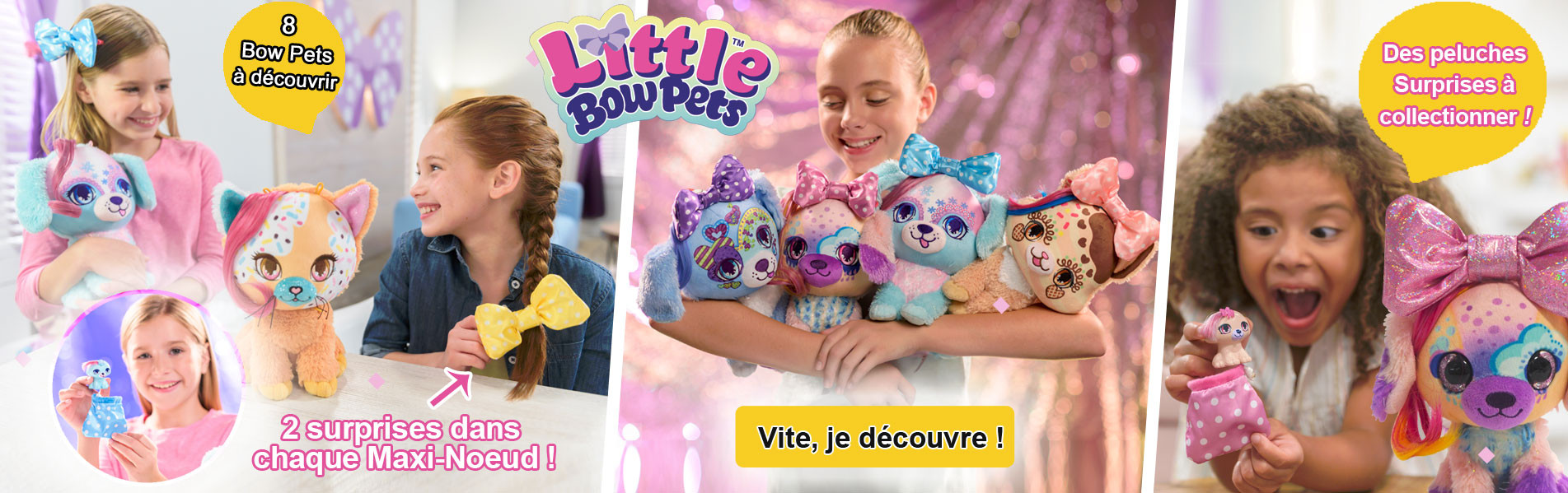 Little bow pets